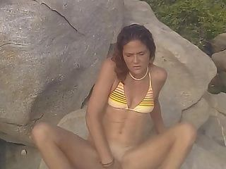 Blowjob, Rough Sex Sarita Traveling Hippie Milf