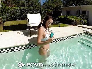 Povd Wet Summer Fool Fuck With Messy Facial