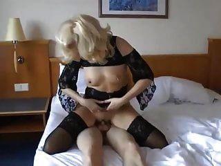 Milf Fucks Her Young Boy