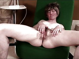 Milf With Hairy Pussy & Pits