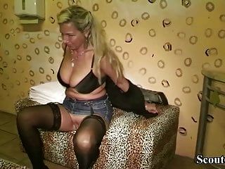 German Mother Caught Step-daughter With Big Dick Bf And Join