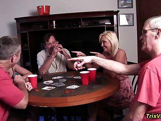 The Neighborhood Poker Party